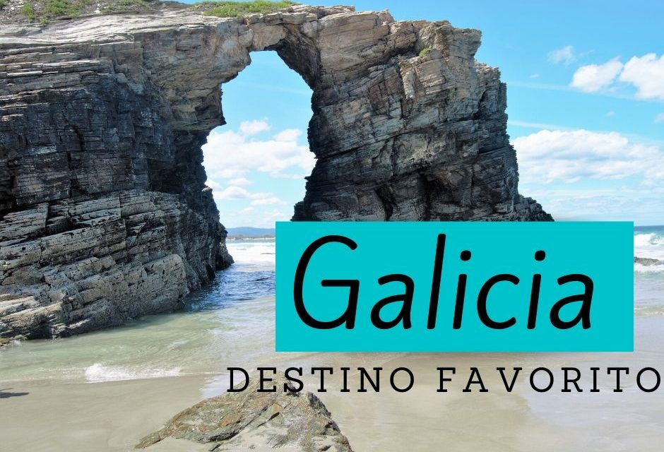 Galicia, destino favorito de España para este verano 2020 según Lonely Planet