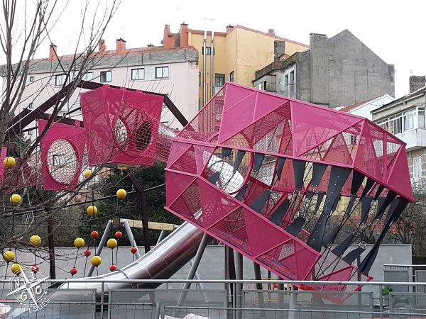 Vigo solo dejará 15 parques infantiles abiertos
