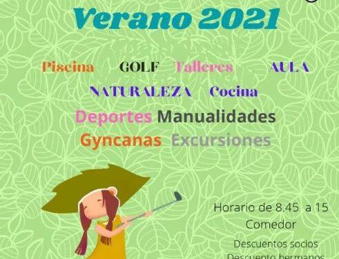 Campamento de verano Campus Golf Ría de Vigo