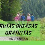 13 rutas guiadas gratuitas en Cangas