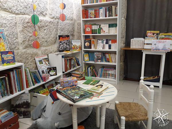 AIDA Book&More, la librería solidaria de Galicia celebra la semana del libro