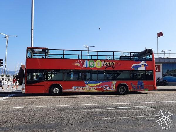 El Bus turístico, el de la Universidad y el del Cunqueiro gratuitos en la Semana de la Movilidad