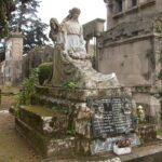 Vuelven las visitas teatralizadas al cementerio de Pereiró