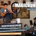 MAGICBUNKER, la magia vuelve en formato online