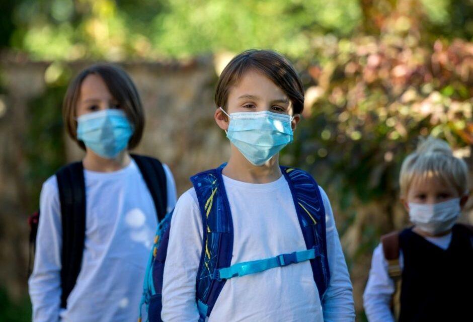 Mascarillas gratuitas para las familias gallegas con menos recursos