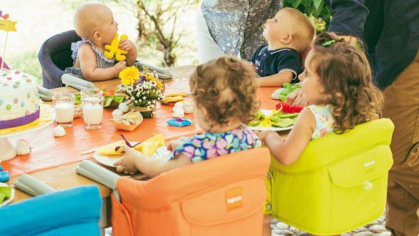 Viajar con niños: ¿ cuál es la mejor trona portátil?