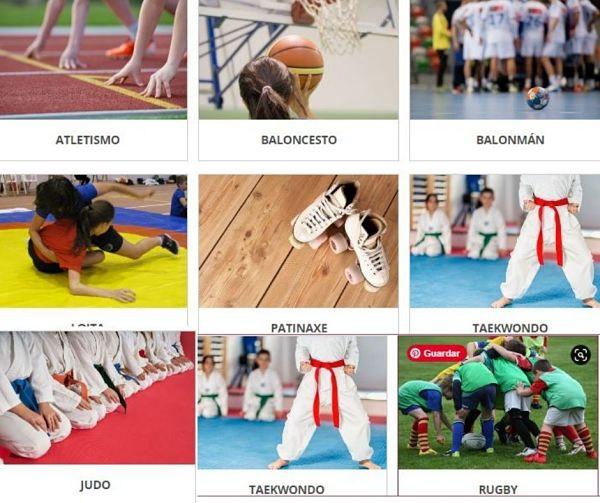 Los niños de la provincia de Pontevedra pueden practicar deporte gratis