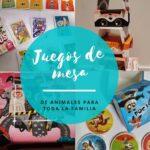Juegos de mesa de animales para niños