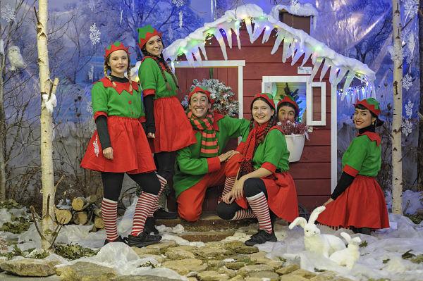 """El """"Pequeno Circo do Nadal"""" vuelve esta Navidad"""