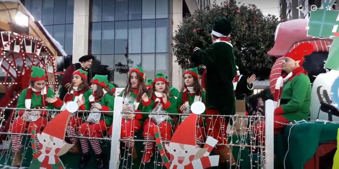 Cabalgata estática de Reyes con cita previa en Vigo- Nuevos horarios para hacer reserva
