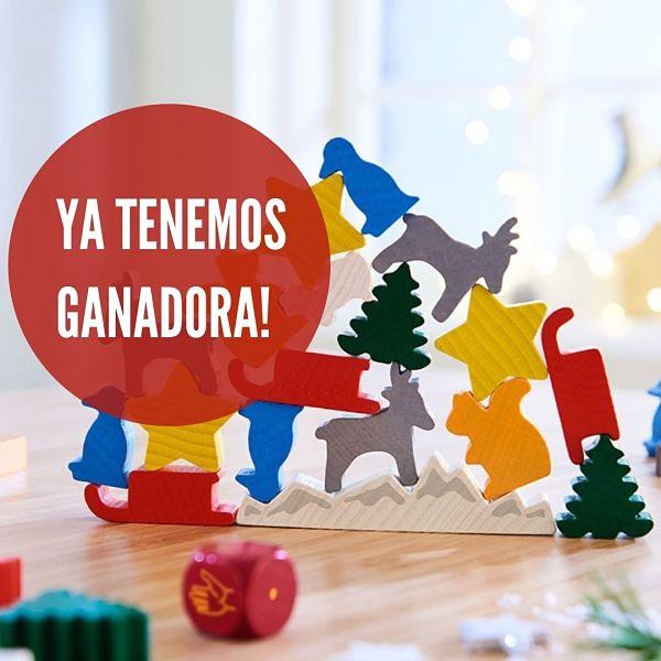 Sorteo del juego «Animal sobre animal» especial Navidad