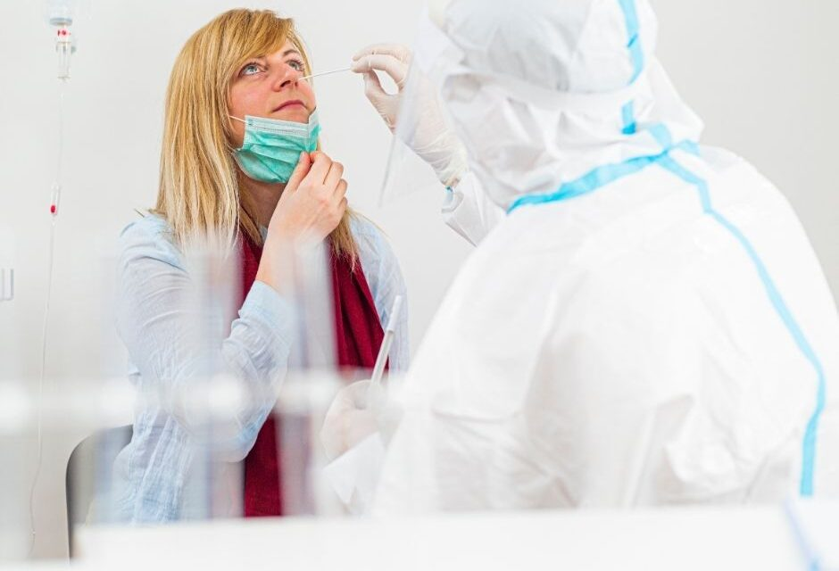 Comienza el cribado con Test de antígenos en Vigo