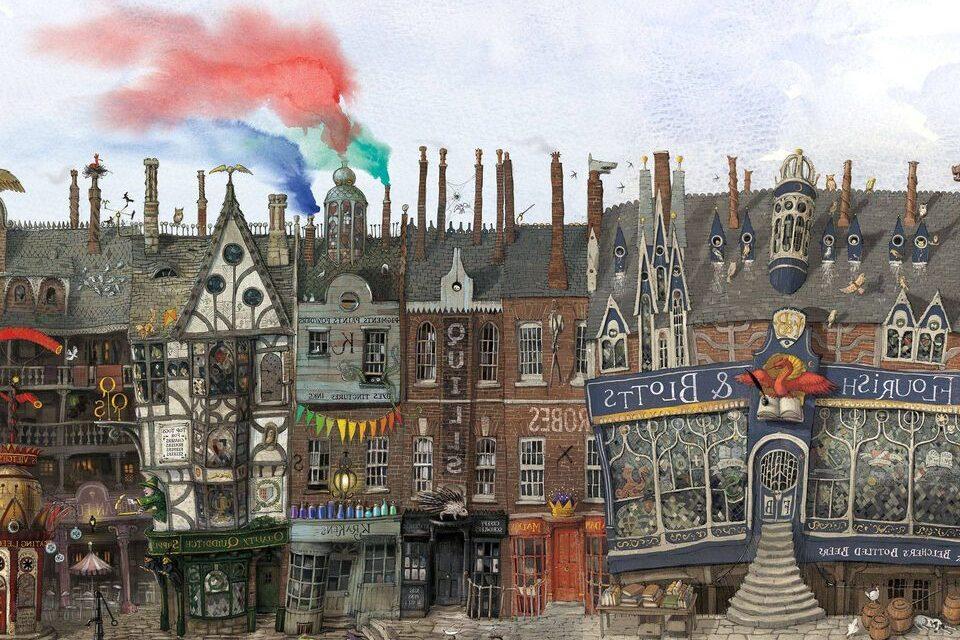 La noche de Harry Potter 2021 con evento virtual gratuito