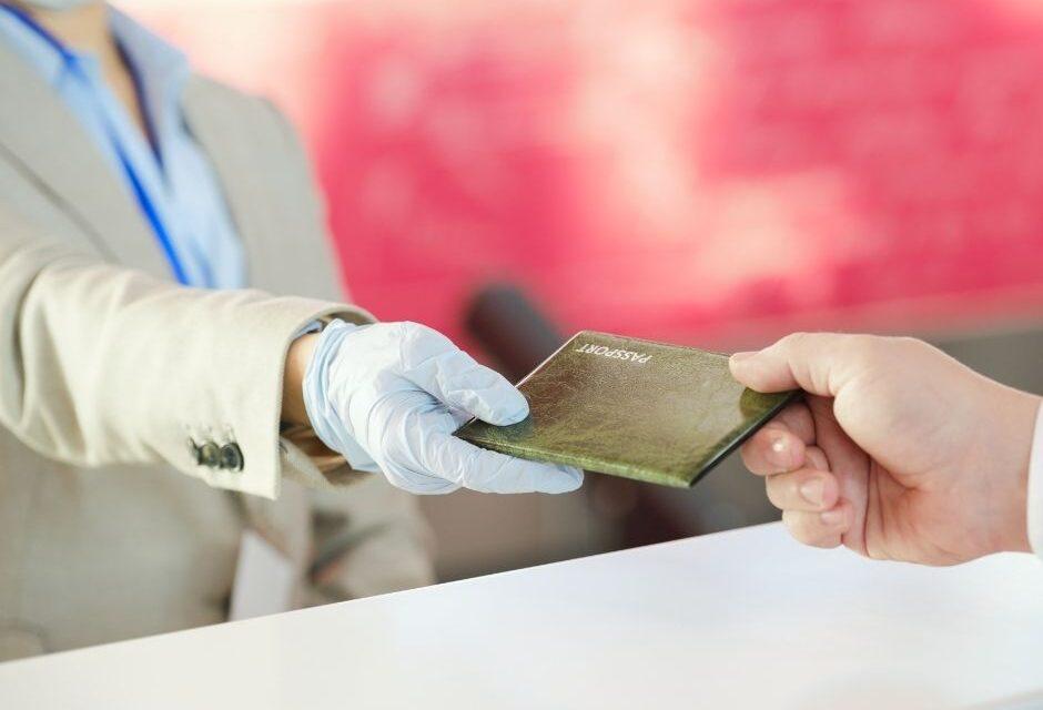 Nuevas Comunidades en el registro obligatorio de viajeros