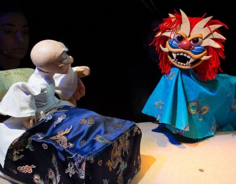 """El teatro para niños vuelve con """"Os domingos do Principal"""""""