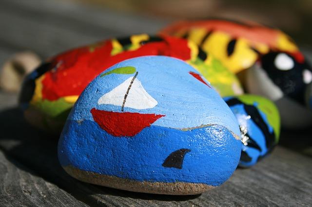 Los secretos más escondidos: Galicia piedras de colores