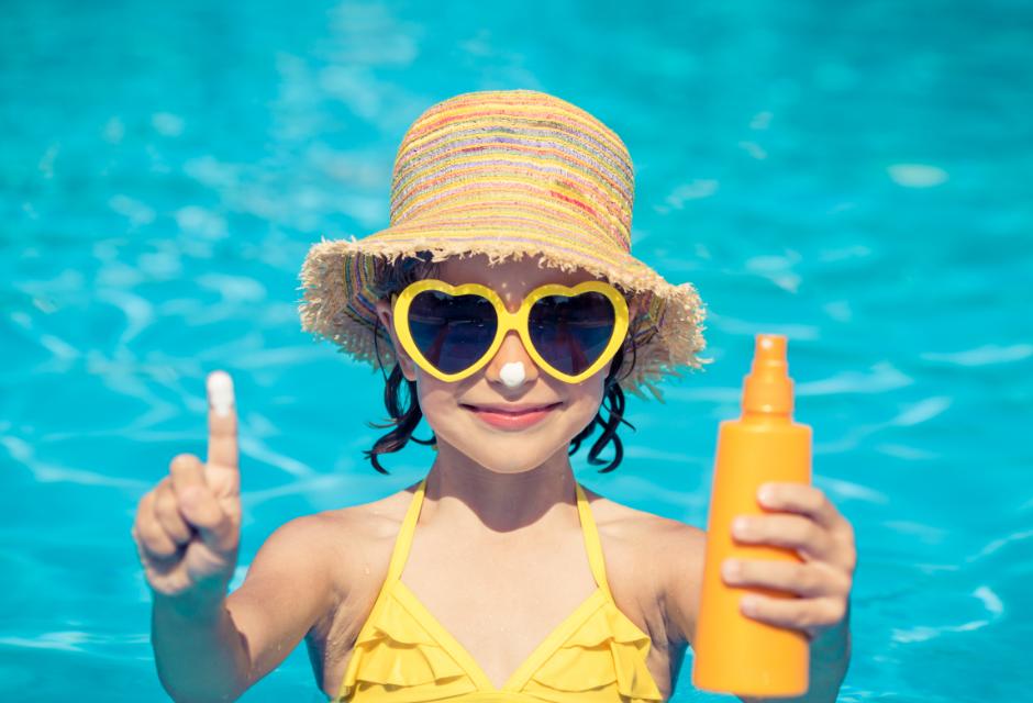 ¿ Cuáles son las mejores cremas solares para niños?