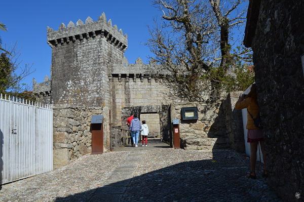 Castillo de Vimianzo: visita gratuita en familia