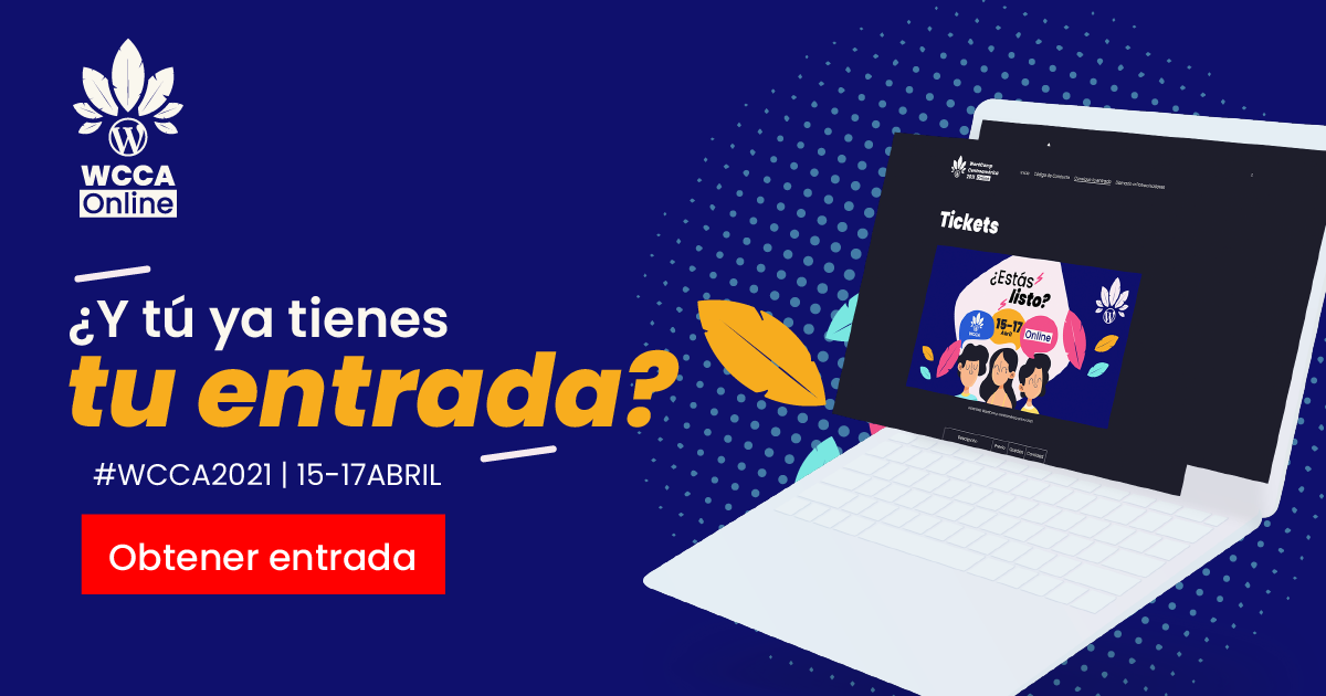 Ven GRATIS a la  WordCamp con espacio Kids Camp
