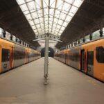 Recorrer Portugal en tren desde Galicia, ahora más rápido
