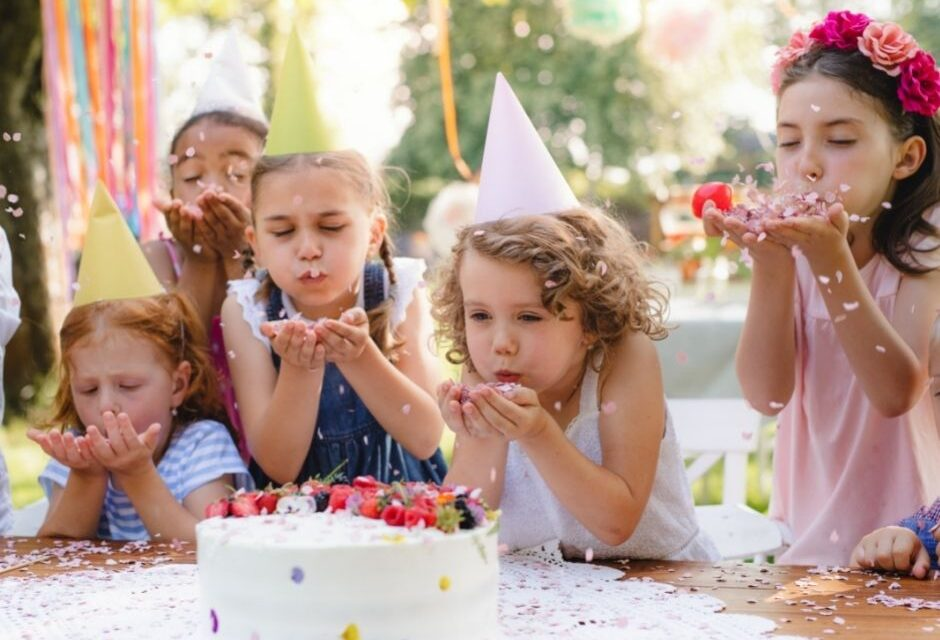 Trucos y consejos para organizar un evento infantil