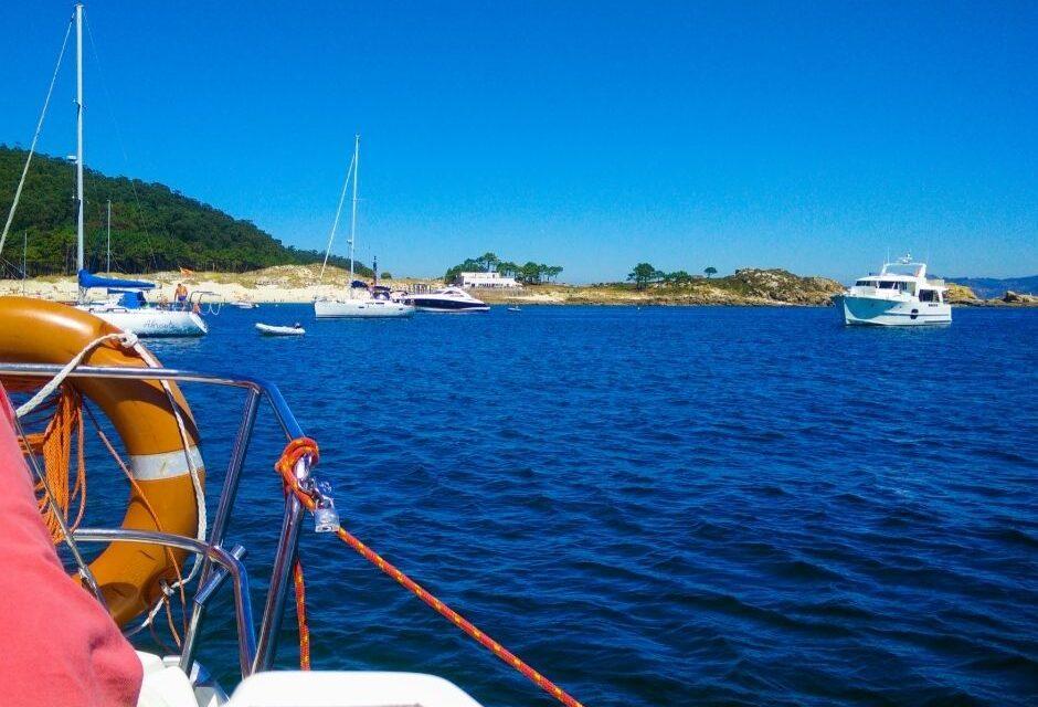 Cómo solicitar las actividades náuticas para niños y jóvenes del Concello de Vigo