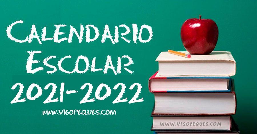 Calendario Escolar de Galicia 2021-2022