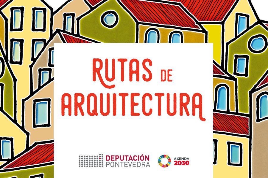 Rutas gratuitas para descubrir la arquitectura de Pontevedra
