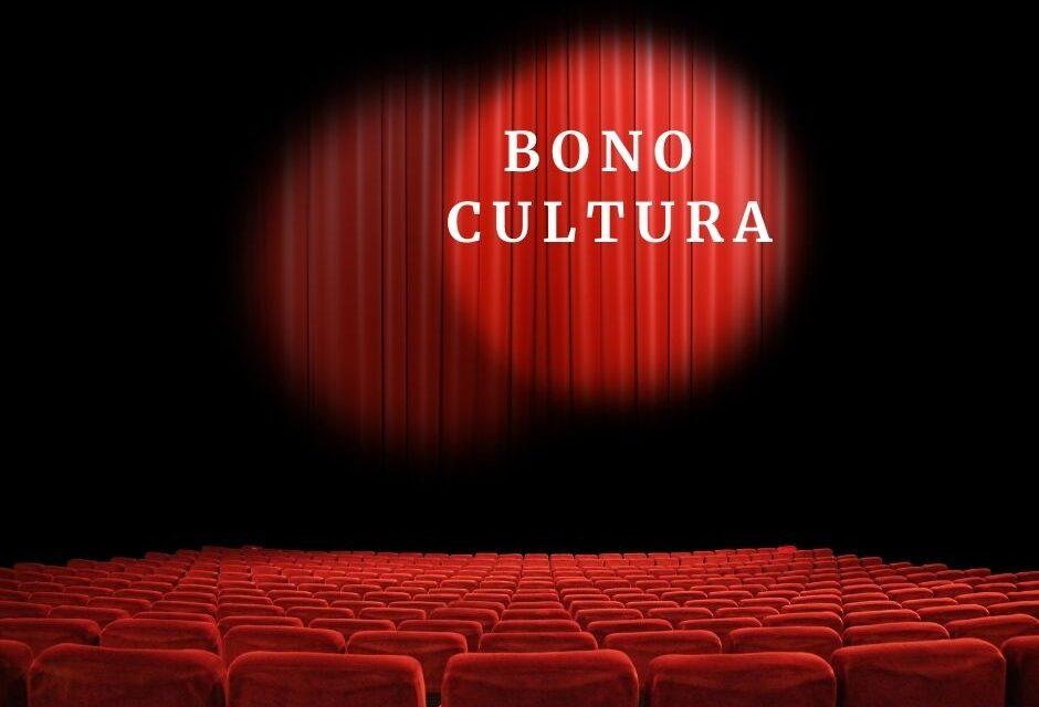 Bono cultura: 50 euros para cine, teatro, conciertos y libros