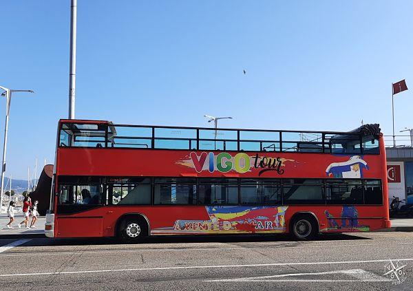 Bus turístico gratuito por el día sin coches