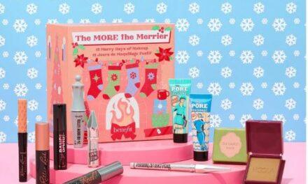 Calendarios de adviento de belleza y maquillaje 2021 y ofertas al 50%