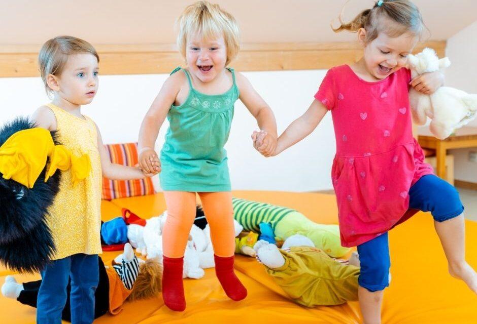 Las escuelas infantiles serán gratuitas en Galicia el próximo curso