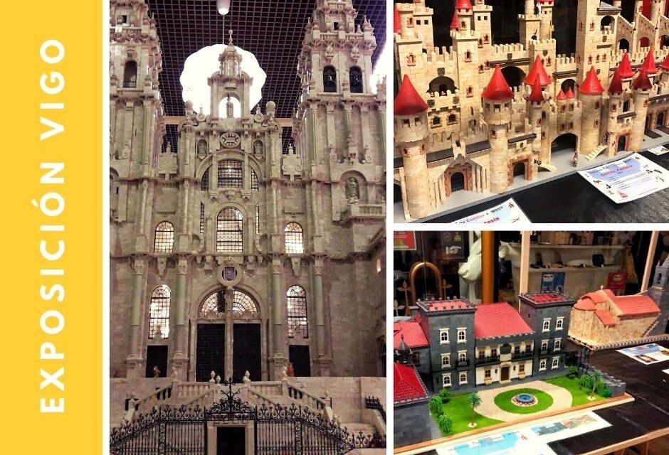 La exposición Galicia con Exin Castillos llega a Vigo
