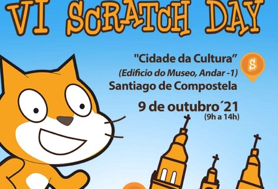 Vuelve el Scratch Day con actividades gratuitas para jóvenes y niños